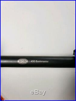 19 MGM 450 Bushmaster Thompson Center Encore Barrel