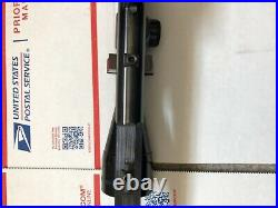 6.5 Bullberry Improved Octagon TC Contender Barrel with 2.5-7 Burris Scope