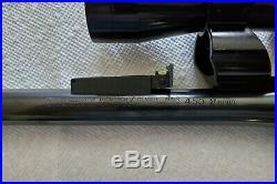 Blue Katahdin TC Encore Rifle Barrel 16.5 inch. 450 Marlin with Burris Scope
