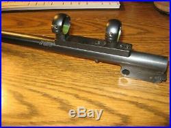 Bullberry 44 Special Contender barrel 18