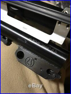 Bullberry Custom T/C Encore Barrel 21 22 wmr (mag) MATCH Heavy Varmint Exc Cond