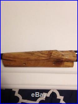 Custom David Van Horn Thompson Center Contender 28ga Barrel with custom forend