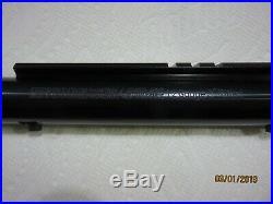 Encore TC Thompson Center 12ga 24 rifled slug PORTED barrel with mount base