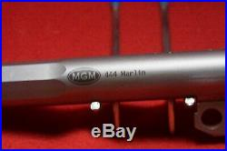 MGM Encore Thompson Center. 444 Marlin 16 3/4 1-20 twist sst Octagon barrel New