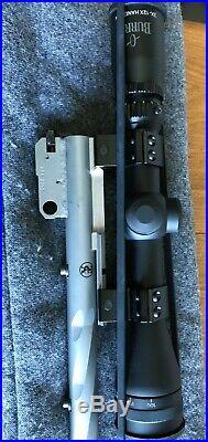 MGM-T/C Contender Custom 16 1/2 Pistol Barrel-223 AI with Burris 3-12X Scope