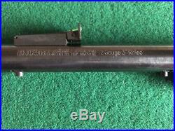 NEW Thompson Center BBL ENCORE 12 Ga Slug Shotgun Barrel 4239 With Sight 24 Long