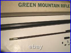NIB Green Mountain LRH 50 cal 22 Barrel Thompson Center T/C Long range Hunter