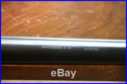 RARE Excellent 28 Thompson Center New Englander 12 Gauge Shotgun barrel