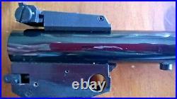 Rare TC THOMPSON CENTER CONTENDER 10 BLUED BULL BARREL. 32 H&R Magnum, withsights
