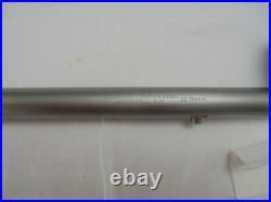 Stainless Thompson Center 21 Contender 22 Hornet Rifle Barrel