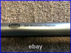 T/C Encore MGM Custom 300 WM 24 SS MZLDR Contour Barrel withThreads/Cap