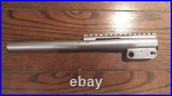T/C Encore Pistol Barrel 44 Magnum SSK
