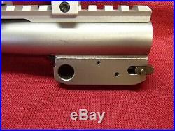 T/C Encore SSK custom 6.5x57R barrel Thompson Center rifle Stainless ported ss