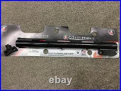 T/C G2 Contender 12 Pistol Barrel Blue 45-410 VR w Sights 06124044 NEW