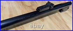 T/C Thompson Center Arms Contender 21 Inch Carbine Blue Barrel 44 Rem Mag Magnum