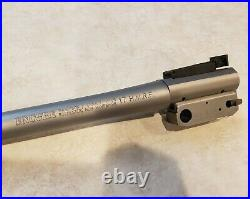 TC Encore Factory 17 HMR Barrel Pro Hunter Fluted 15 inch T/C Stainless SS