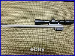 TC Encore Pro Hunter Katahdin 20 barrel 460 S&W & 3×9 Burris scope. Make Offer