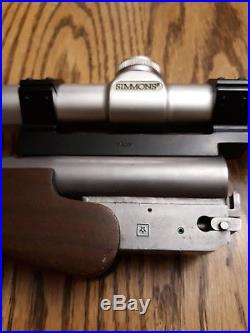 TC Thompson Center Encore 44 mag. 44 magnum 12 pistol barrel, stock, grip, scope