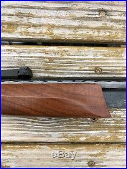 TC blued Contender Super 16 223 Remington barrel