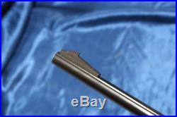 THOMPSON CENTER CONTENDER 30-30 21 Rifle Barrel Weaver Base & Millet Rings