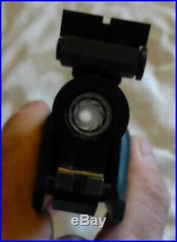 THOMPSON CENTER CONTENDER T/C 44 Mag SUPER 14 BLUE PISTOL BARREL SIGHTS FOREND