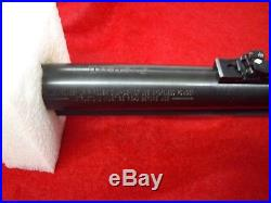 THOMPSON CENTER SYSTEM 1 IN-LINE 32 CAL BARREL withQLA