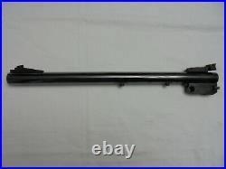 Thompson Center 14 Contender barrel 17 Remington