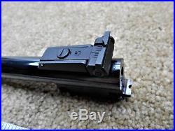 Thompson Center Arms Contender 300 Whisper 10 Barrel Execellent Shape
