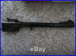 Thompson Center Arms Contender Blued Finish Barrells 256 WIN MAG & 357 MAG