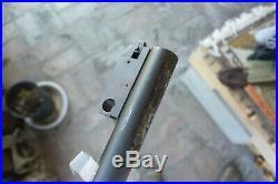 Thompson Center Arms Contender Custom Shop 12 1/4 Barrel Matte Blue 17 REM