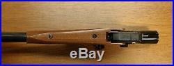 Thompson Center CONTENDER 219 WASP tc SUPER 14 BARREL forend Scope