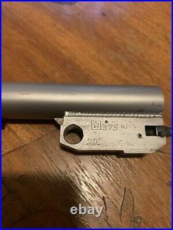 Thompson Center CUSTOM SHOP Contender 375 Win CARBINE Rifle Barrel SS BULL 22