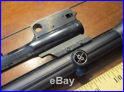 Thompson Center Contender 10 25-35 Winchester Octagon Barrel Bushnell Scope