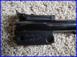 Thompson Center Contender 10.44 Magnum Barrel Adjustable Sights Blued