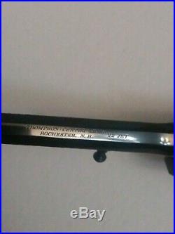 Thompson Center Contender 10 Octagon Barrel Blued Finish 22 JET MAGNUM RARE