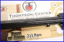 Thompson Center Contender 14 Pistol Barrel BLUE 223 Rem w Sights 06144405-NEW