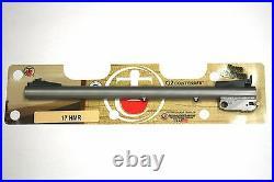Thompson Center Contender 14 Pistol Barrel SS 17HMR with Sights 06144251