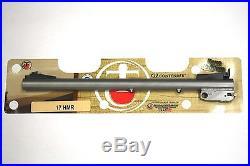 Thompson Center Contender 14 Pistol Barrel SS 17HMR with Sights TC4251