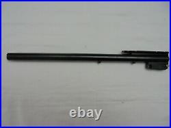 Thompson Center Contender 16 1/4 Bull Rifle Barrel Blue 17 HMR