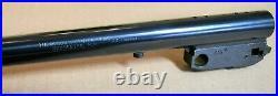 Thompson Center Contender 22 HORNET Pistol Barrel tc Handgun G1 round 10 NICE