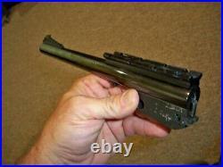Thompson Center Contender 22 Lr Long Rifle 10 Bull Barrel & Scope Base