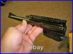 Thompson Center Contender 22wmr 10 Octagon Barrel 22 Wmr / 22 Magnum