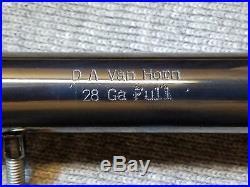 Thompson Center Contender 28 Ga Blued 24 1/4 Shotgun Barrel By Dvh Custom Guns