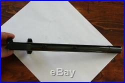 Thompson Center Contender 35 Rem Remington Barrel 12 inch Blue TC T/C. 35 Rings
