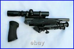 Thompson Center Contender 44 REM MAG Pistol Barrel Pachmayr Stock Forend Scope