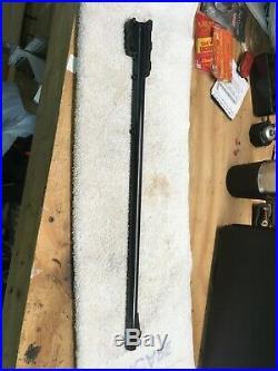 Thompson/Center Contender 44 magnum blued carbine barrel 21 inches