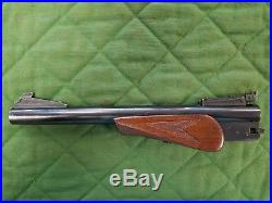 Thompson Center Contender 45 Colt 10 Blued Barrel with Sights, Forearm