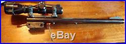 Thompson Center Contender 7mm TCU Super 14 Barrel with Simmons 2x handgun scope