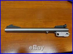 Thompson Center Contender Aa 7 MM Tcu 10 Pistol Barrel Armor Alloy Rare Find