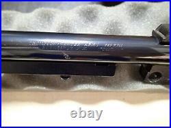 Thompson Center Contender Barrel 223 Super 14 BLUE/ Sights Original Box Minty